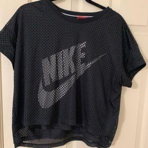 Nike women's crop jersey